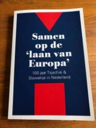 100 let Česka a Slovenska v Nizozemsku