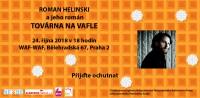 Roman Helinski in Praag